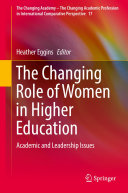 The Changing Role of Women in Higher Education
