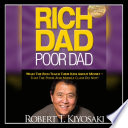 Rich Dad Poor Dad by Robert T  Kiyosaki Book