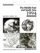 The Middle East and South Asia  1994