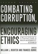 Combating Corruption  Encouraging Ethics