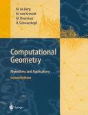 Computational Geometry Pdf/ePub eBook