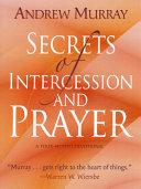 Secrets of Intercession and Prayer Pdf/ePub eBook