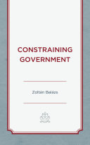 Constraining Government