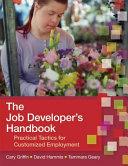 The Job Developer s Handbook