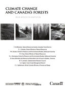 Climate Change and Canada's Forests