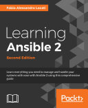 Learning Ansible 2