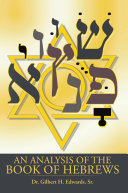 An Analysis of the Book of Hebrews Pdf/ePub eBook