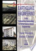 Earthquake Engineering from Engineering Seismology to Performance-Base Engineering, Bozorgnia-Bertero, 2004