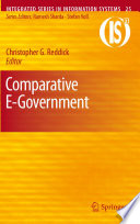 Comparative E-Government