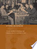 Ethnic Business Book PDF