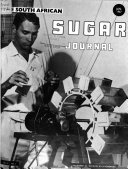 The South African Sugar Journal