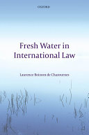 Fresh Water in International Law
