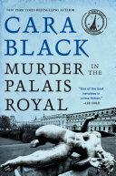 Pdf Murder in the Palais Royal