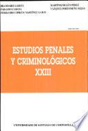 Estudios penales y criminológicos