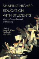 Shaping Higher Education with Students Pdf/ePub eBook