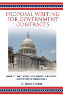 Proposal Writing for Government Contracts