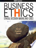 Business Ethics 2009