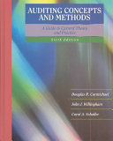 Auditing Concepts and Methods
