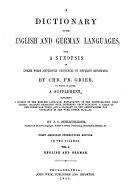 English and German