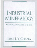 Industrial Mineralogy