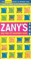 Zany's New York City Apartment Guide, 2000