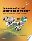 Communication and Educational Technology   E Book