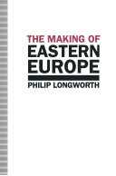 Pdf The Making of Eastern Europe Telecharger