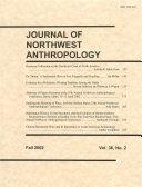Journal of Northwest Anthropology [Pdf/ePub] eBook