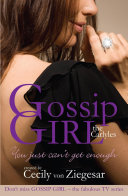 Gossip Girl The Carlyles: You Just Can't Get Enough Pdf/ePub eBook