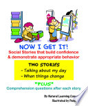 Social Stories - Talking about my day and When things change