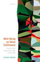 Well-Being as Value Fulfillment [Pdf/ePub] eBook