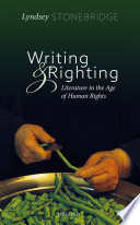 Writing and Righting