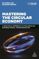 Mastering the Circular Economy Pdf/ePub eBook