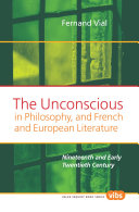 """""""The Unconscious in Philosophy, and French and European Literature"""""""