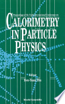 Proceedings Of The Tenth International Conference On Calorimetry In Particle Physics