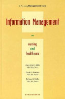 Information Management in Nursing and Health Care