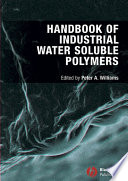 Handbook of Industrial Water Soluble Polymers