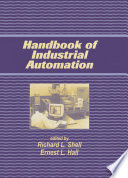 Handbook Of Industrial Automation