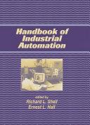 Handbook Of Industrial Automation [Pdf/ePub] eBook