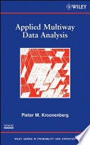 Applied Multiway Data Analysis Book