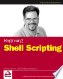Beginning Shell Scripting Book