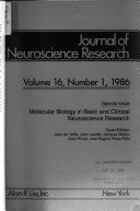 Journal of neuroscience research Book