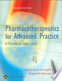 Pharmacotherapeutics For Advanced Practice Book PDF