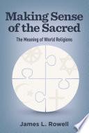 Making Sense of the Sacred