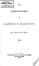 The Complete Works of Captain F  Marryatt