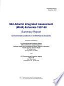 Mid-Atlantic Integrated Assessment (MAIA) estuaries, 1997-98