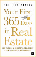 Pdf YOUR FIRST 365 DAYS IN REAL ESTATE Telecharger