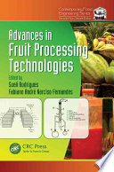 Advances In Fruit Processing Technologies Book PDF