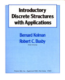 Introductory Discrete Structures With Applications Book PDF