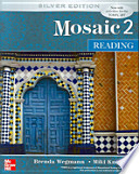 Mosaic 2 Reading (Silver Edition)(Interactions/Mosaic 시리즈